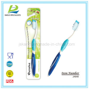 New Toothbrush with Comfortable Handle pictures & photos