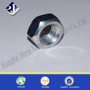 ASME Standard Hex Nut with Galvanized pictures & photos