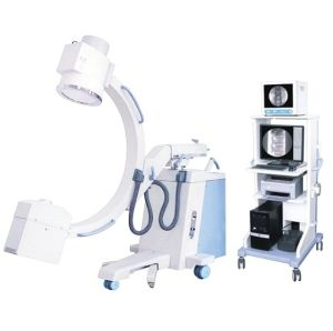 High Frequency Mobile X Ray System C-Arm (HX112) pictures & photos