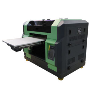 CE Approved A3 Small Size T-Shirt Printing Machine pictures & photos