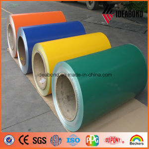 Color-Coated Aluminium Coil for ACP Use pictures & photos