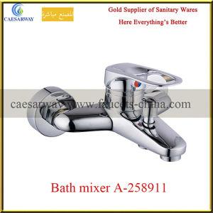 Wall Mounted Brass Bathtub Mixer pictures & photos