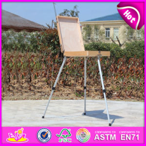 Perfect Travel Companion-Wholesale Professional Folding Wooden Artist Painting Easel W12b075 pictures & photos