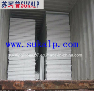 Expanded Polystyrene /EPS Sandwich Panel for Roof and Wall pictures & photos