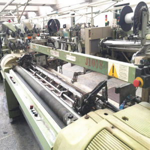 Thema Super Excel High-Speed Rapier Loom Machinery pictures & photos