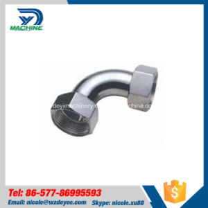 Sanitary Stainless Steel 90deg Nut-Type Elbow (DY-E030) pictures & photos