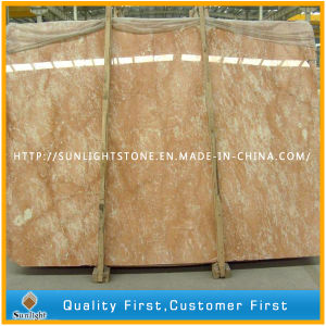 Polished Diana Rose Marble Slabs for Countertops, Tiles, Building Materials pictures & photos