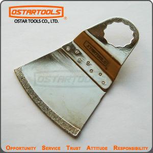 67mm Vibrational Diamond Flush Cut Grout Blade for Supercut Tools pictures & photos