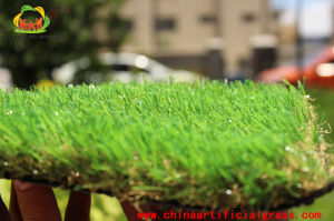 Monofilament Artificial Turf for School Playground Field