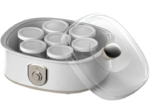 Us and Europe 7 Glass Jar Yogurt Maker pictures & photos