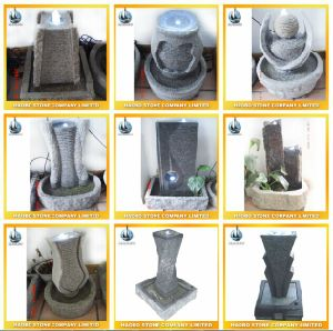 Indoor Stone Water Fountain in Wholesale pictures & photos