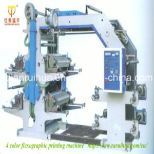 2 Color Paper Flexo Printing Machine pictures & photos