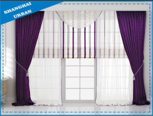 Drapes Satin Window Blinds Curtains pictures & photos