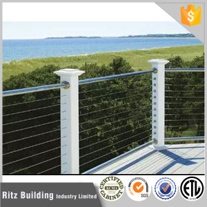 American Design Cable Railing for Outdoor pictures & photos