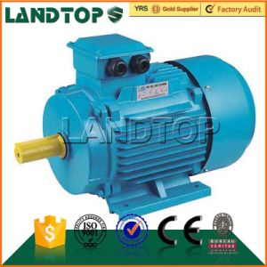 LANDTOP three phase AC induction motor pictures & photos