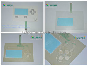 Customized Control Keypad Electrical Membrane Switch with Polydome pictures & photos