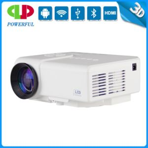 Newest! Mini HD LED Projector with 3D, Android! pictures & photos