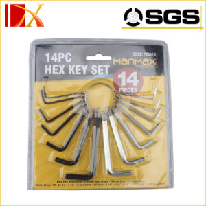 8PCS and 10PCS Hand Tools/Wrench Key Ring /Hex Key on Ring pictures & photos