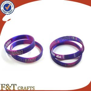 Promotional Wholesale Silicon Bracelet From China pictures & photos