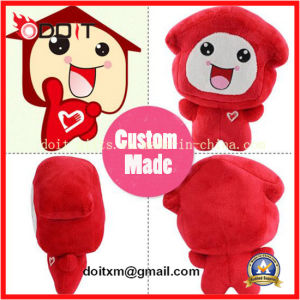 Red House Customized Stuffed Plush Toy pictures & photos