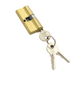 High Quality and Security Brass Mortise Euro Door Lock Cylinder pictures & photos