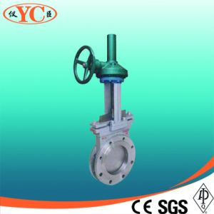 Lug Stainless Steel Knife Gate Valve pictures & photos