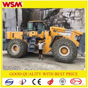 32ton Front Forklift Wheel Loader Wsm973t32 for Sale pictures & photos