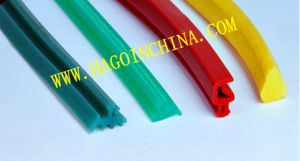 Food Grade Silicone Rubber Strip pictures & photos