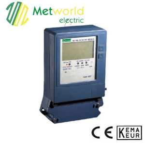 Three Phase Static Multifunction Energy Meter Series pictures & photos