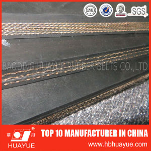 Quality Assured Ep200 Fabric Rubber Conveyor Belt Strength 200-1600n/mm pictures & photos