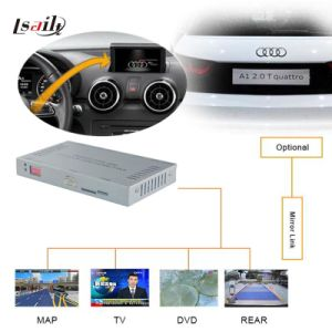 Auto Car Upgrade GPS Multimedia Video Interface Navigation Box for 12-15 Audi A1/Q3 pictures & photos