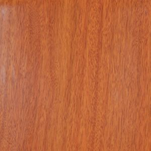 Wood Grain PVC Sheet for Plywood Covering pictures & photos