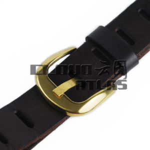 New Fashion Men Top Leather Belt pictures & photos