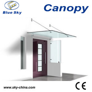 Outdoor Furniture Aluminium Frame Polycarbonate Window Canopy pictures & photos