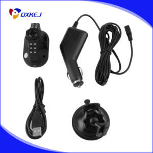 Car Camera C600 Mini Size Car DVR 12 IR LED Car Vehicle Cam Video Dashcam Recorder Russian pictures & photos