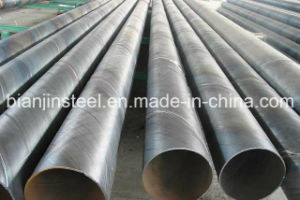 Construction Usage Spiral Welded Steel Pipe pictures & photos