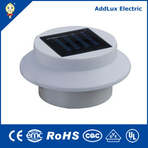 2016 Style 2W SMD Warm White Solar LED Light Panel pictures & photos