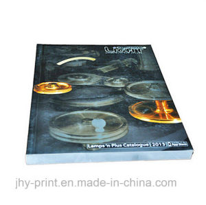 Light Company High Qaulity Full Color Catalogue Printing Service (jhy-434) pictures & photos
