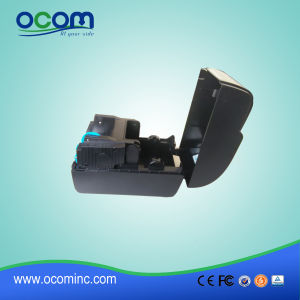 81mm Thermal Transfer with Ribbon and Direct Thermal Label Printer (OCBP-003) pictures & photos