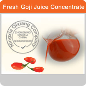 Fresh Wolfberry Juice Concentrate, Drum Packing