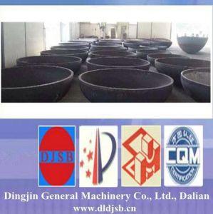 Carbon Steel General Equipment Hemispherical Head pictures & photos