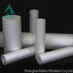 Spun Bonded Polypropylene Sediment Filter pictures & photos