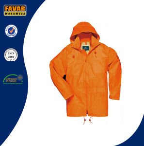Light Weight Breathable Waterproof Windbreaker with Hood pictures & photos