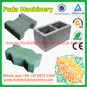 Qt4-24b Block Brick Machine, Cabro Making Machine, Cement Paver Machine pictures & photos