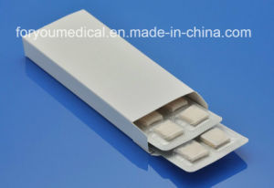 Ce FDA Approved Medical Dental Gauze Hemostatic Gauze pictures & photos