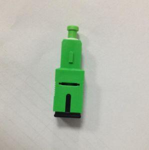 Sc/APC with Plastic Housing Fiber Optic Attenuator pictures & photos
