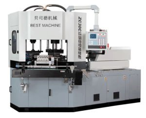 Convenient and Reliable CNC Controlled Injection Blow Molding Machine pictures & photos