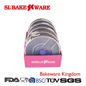 Springform W/Lid&Display Box Carbon Steel Nonstick Bakeware (SL BAKEWARE)