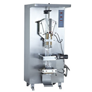 304stainless Steel Automatic Water Bag Filling Machine for Wholesales pictures & photos