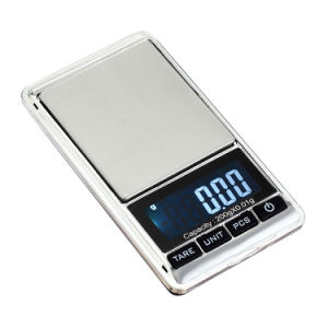 0.01*500g Mini Electronic Digital Pocket Jewelry Weight Scale pictures & photos